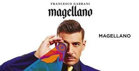 Magellano Francesco gabbani
