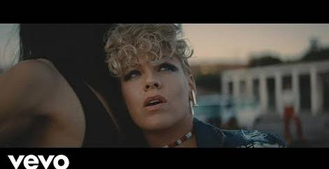 What about us P!nk