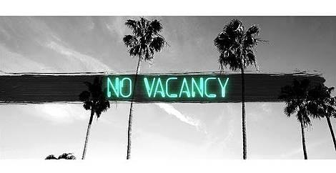No vacancy One republic